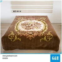New Licensed Queen Size Mink Plush Blanket