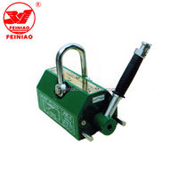 Manual Lifting Magnet Powerful Permanent Magnetic Lifter