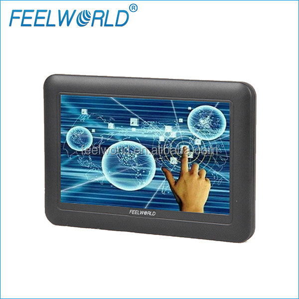 FEELWORLD 7 inch touch screen USB powered Monitor with DC 5V led backlight