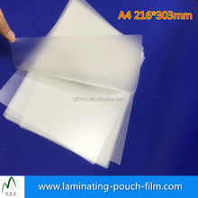 125micron 5mil Heat Seal Laminating Pouches Laminating Pouch Film A4 For Office