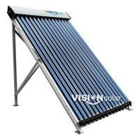 Efficient High Quality 18Tube Solar Collector Heat Pipe