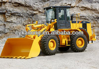 4 ton clg842 liugong wheel loader with shangchai engine