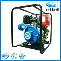 Single Stage 2 4 Inch Irrigation Diesel Water Pump For Sale