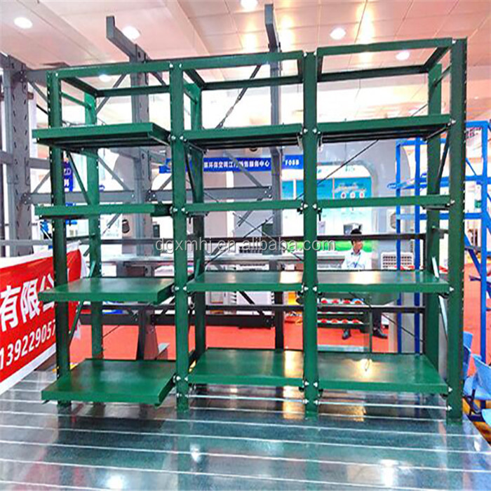 Plastic Injection Heavy Duty Steel Mold Storage <strong>Racks</strong>
