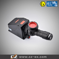 32A ATEX & IECEX certified Full plastic explosion proof female and male outlet GRP material