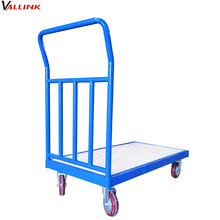 Factory Price Easy Moving Platform Hand Trolley 500kg