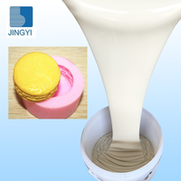 Addition high temperature good quality silicone rubber for food grade mold