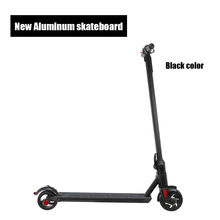 250W Motor aluminum material 6Inch Wheel light Foldable Electric Scooter with LCD Display