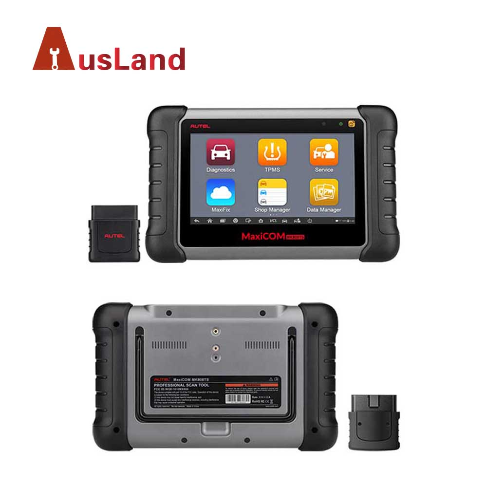 AUTEL New Released Diagnostic Tools for TPMS and Basic Auto Full System Diagnostic AUTEL MK808TS with Tire Sensor