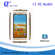 3D smartphone for Christmas, 1920*1080 with double sim card