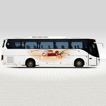 11 m bus colour luxury tourbrand new bus color design latest passenger bus with good quality for sale