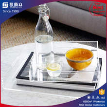 China cheap wholesale clear acrylic food tray sealer
