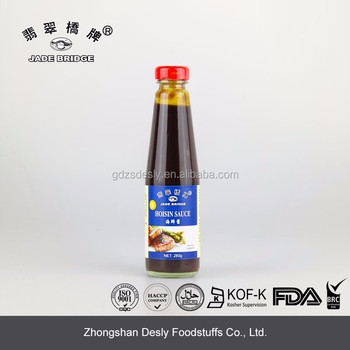 Chinese Hoisin food Seasoning Sauce