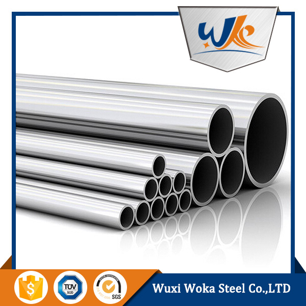 ERW sus304 stainless steel tube/pipe with stock