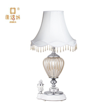 white luxury Table Lamps with telephone for home decoeration