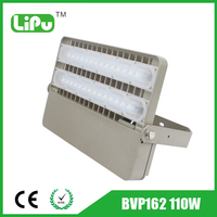 Outdoor Exterior Building Projection and Commercial Garage Workshop Storage 110W Led Flood Light Waterproof IP65