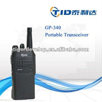 GP-340 Professional walkie talkie Two-way radio
