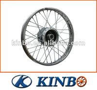 CG125 motorcycle rear spoke wheel