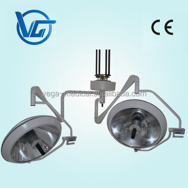 VG-700/700 ceiling surgical light&LED reflector