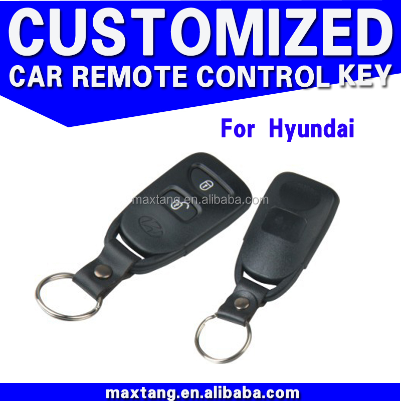 2+1 Buttons Flip Remote Key Case Shell Remote Key Shell Case Key Fob Case For Hyundai
