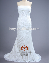 lastest popular delicate bridal grown bridal dresses wedding dress HMY-D433 Wholesale Wedding Dresses