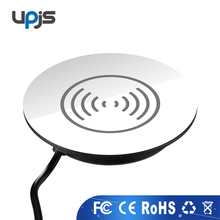 China factory wholesale phone accessories mobile qi table wireless charger for any mobile phone