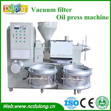 Convenient good price nut & seed oil expeller oil press