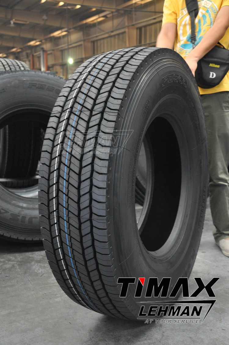 288000kms!TIMAX Quality 295/80R22.5-16PR, 295/80/22.5, 295/80r 22.5 HS101 Y101 Loader Radial Truck Tyre