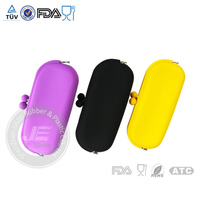 JE Brand New fashion purse / silicone hand bag for girls / Different colors and distinct feel silicone hand bag
