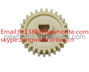 Color laser jet 2500 fuser Gear 27T FOR Lower Roller RS6-0923-000