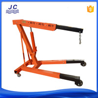 3 Ton Heavy Duty Engine Hoist Cherry Picker Shop Crane
