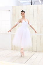Professional ballet basic romantic tutu dress