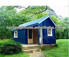 Hot Fashion Style Mini Prefab House/Home for Export at Competitive Price