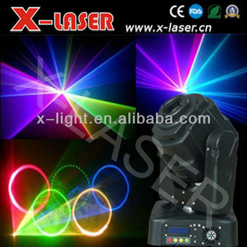 1200mw rgb moving head laser light/animation laser light/text laser light