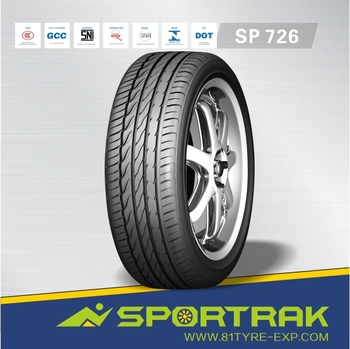 High Performance radial car tire