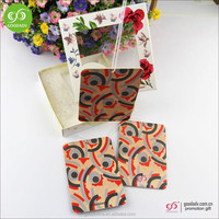 Good promotional gift good smell paper air freshener for hospital