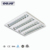 office grid troffer fixture ceiling recessed mounted steel housing led grille light