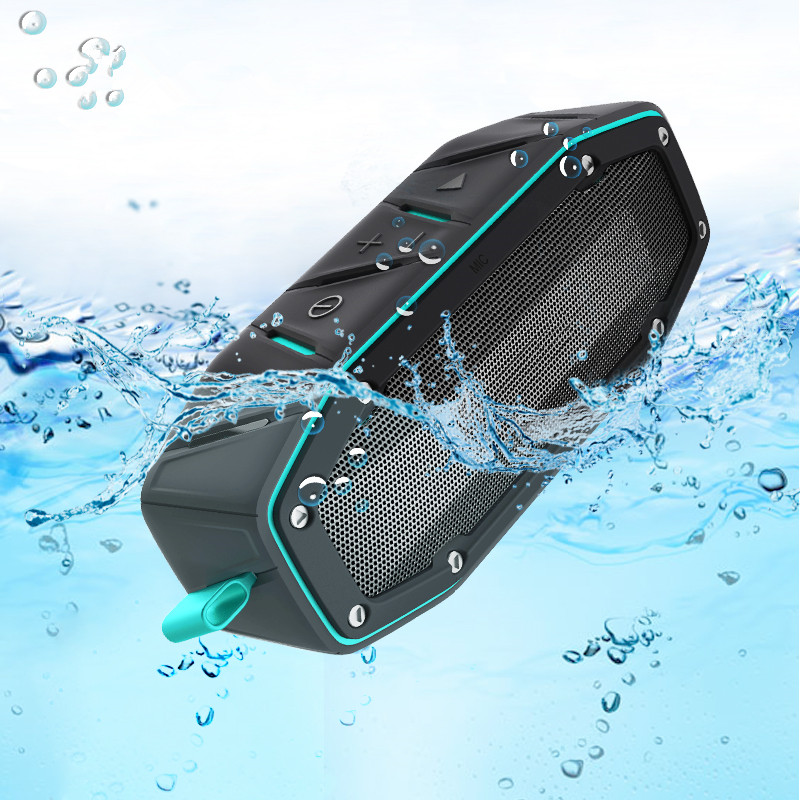 Bluetooth Portable Mini waterproof speaker for Laptop Notebook mobilephone tablet Bass high-end sound