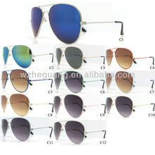 2014 new style glasses frame aviator sunglasses