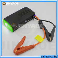 car accessories mini booster 12 volt li-po factory power battery portable jump starter