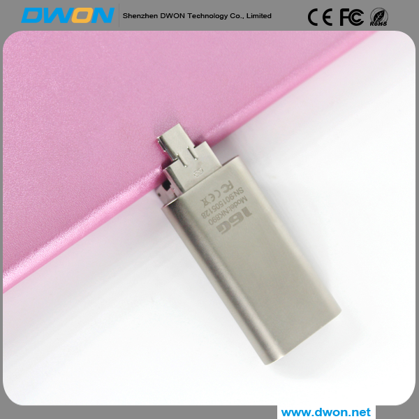 2016 Mobile phone accesso used for iOS Android window U disk flash drive otg usb pen drive for iphone 6 6s plus support IOS 6789