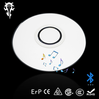24w China round lighting led surface mounted panel light CE ROHS certificate