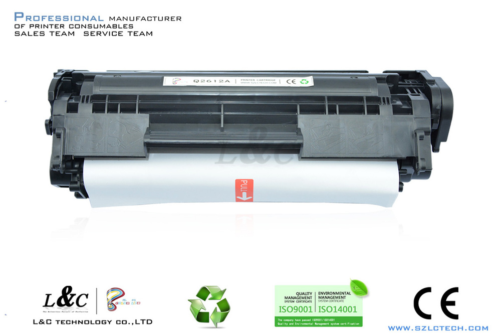 cheap price for HP laserjet printer 12a 85a 35a 78a 83a 36a compatible toner cartridge