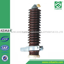 24KV Porcelain ZnO Surge Arrester with Series Gaps
