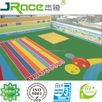 Safty soft rubber outdoor playground hot sale
