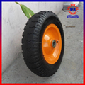 Big Cart Wheel Solid Rubber Pneumatic Tire