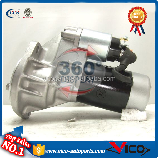 Heavy Duty Starter For Isuzu C190,C240 Engines,S25120A,S25161,5811001280