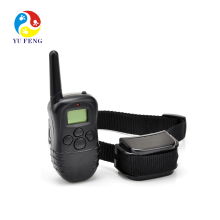 Rechargeable and waterproof dog shock collar best electronic dog training collar