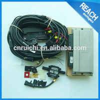 lpg cng ECU SY200 cng cylinder type 3 for cng sequential injection system