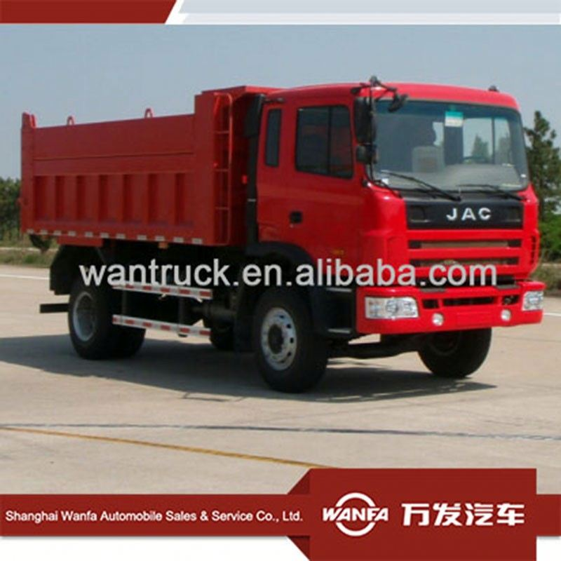 JAC Brand 4x2 HFC3160KR1 used dump truck beds for sale